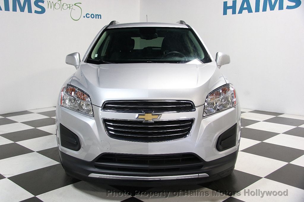 2016 used chevrolet trax fwd 4dr lt at haims motors serving fort