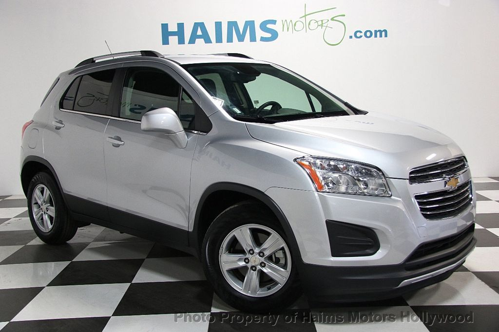 2016 Chevrolet Trax FWD 4dr LT - 16277320 - 2