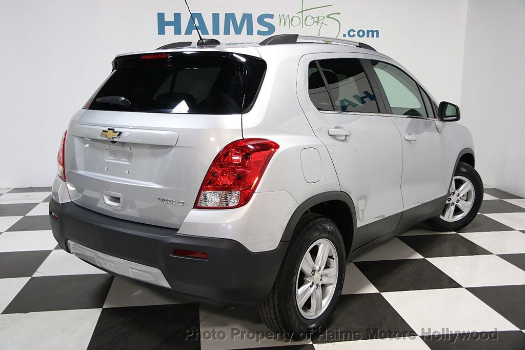 2016 Chevrolet Trax FWD 4dr LT - 16277320 - 5