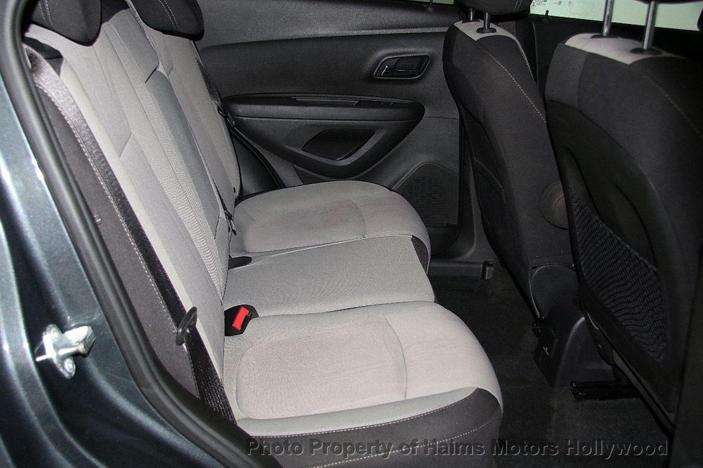 2016 Chevrolet Trax FWD 4dr LT - 17312758 - 14