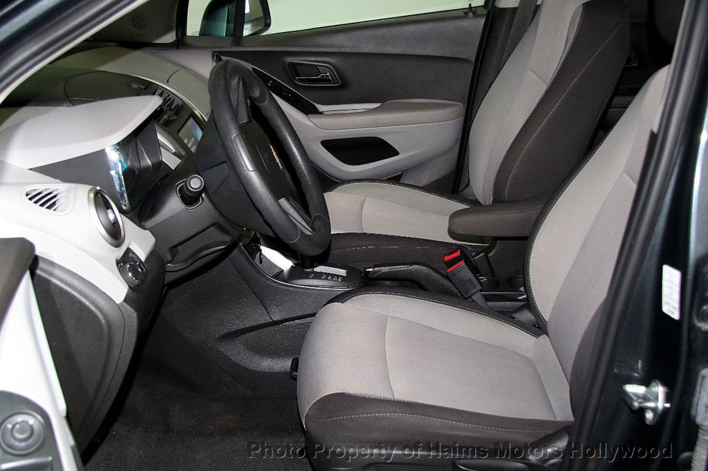 2016 Chevrolet Trax FWD 4dr LT - 17312758 - 16