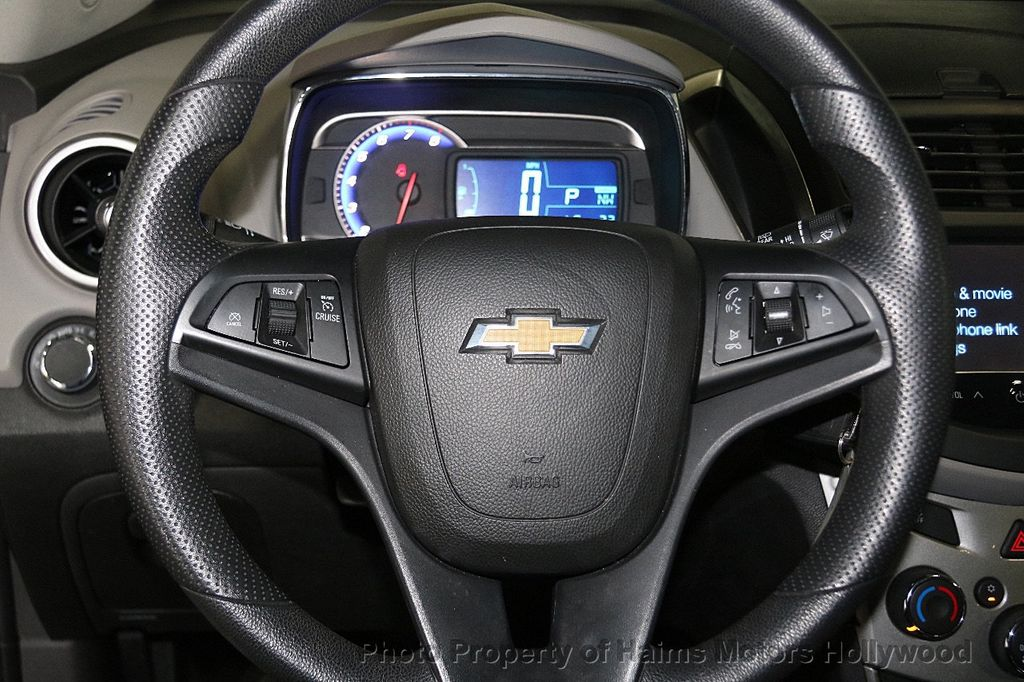 2016 Chevrolet Trax FWD 4dr LT - 17312758 - 24