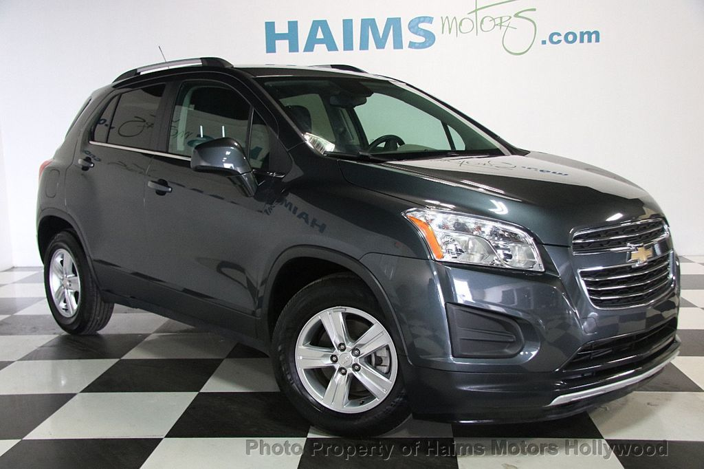 2016 Chevrolet Trax FWD 4dr LT - 17312758 - 3