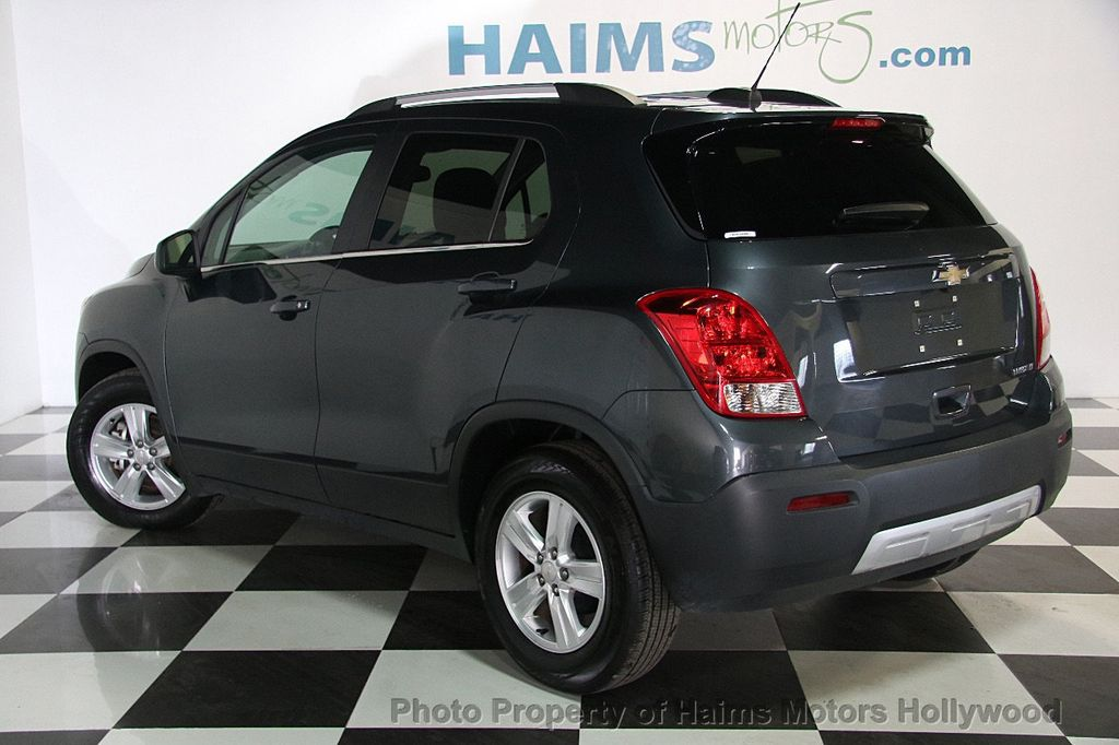 2016 Chevrolet Trax FWD 4dr LT - 17312758 - 4