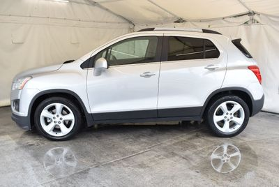2016 Chevrolet Trax FWD 4dr LTZ - Click to see full-size photo viewer