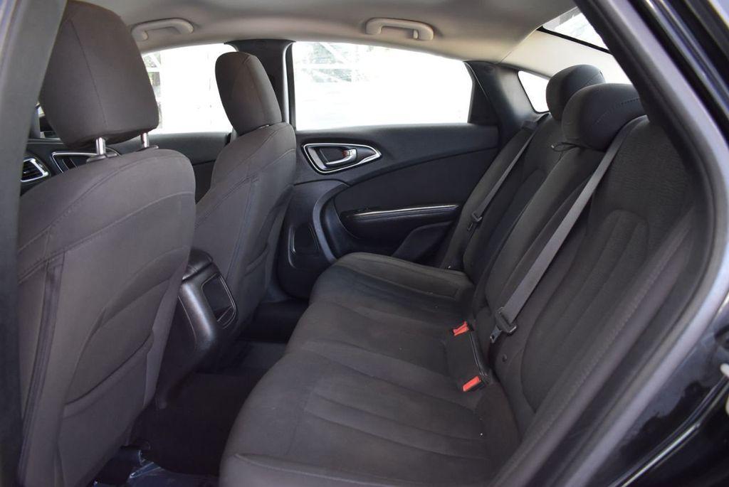 2016 Chrysler 200 4dr Sedan C FWD - 18487899 - 11