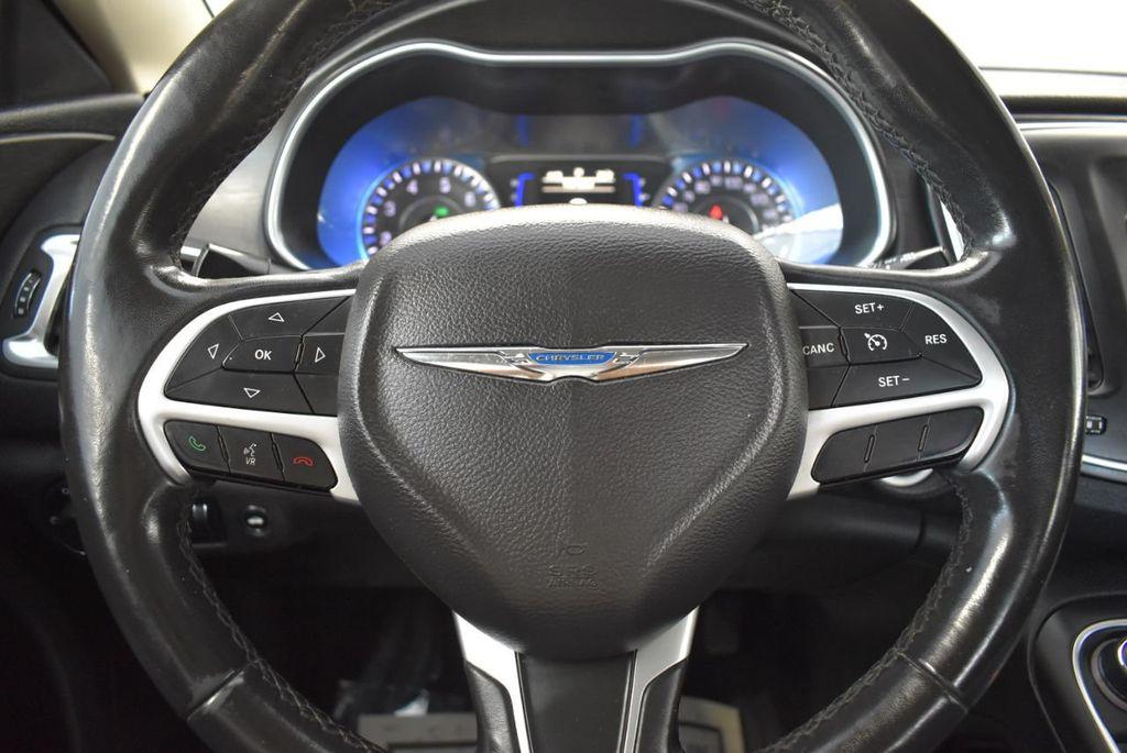 2016 Chrysler 200 4dr Sedan C FWD - 18487899 - 20