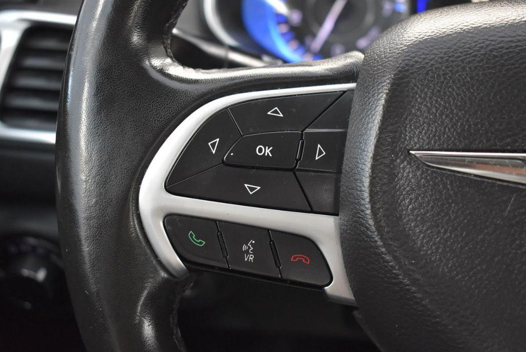 2016 Chrysler 200 4dr Sedan C FWD - 18487899 - 22