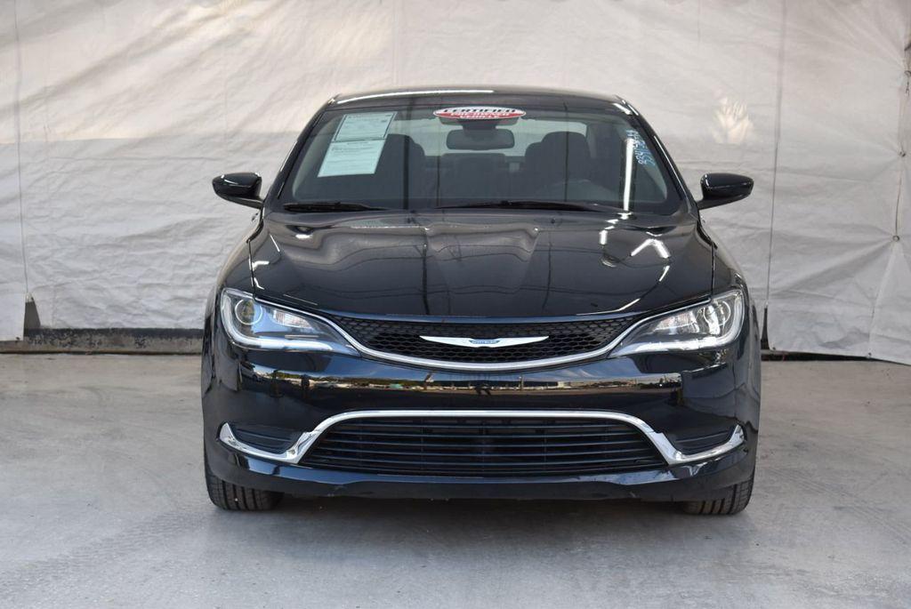 2016 Chrysler 200 4dr Sedan C FWD - 18487899 - 3