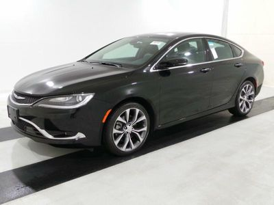 2016 Chrysler 200 C - Click to see full-size photo viewer