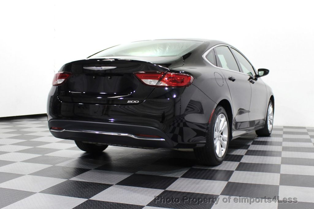 2016 Chrysler 200 CERTIFIED CHRYSLER 200 LIMITED - 18041444 - 17