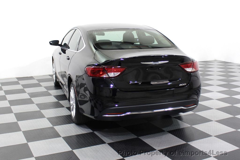2016 Chrysler 200 CERTIFIED CHRYSLER 200 LIMITED - 18041444 - 44
