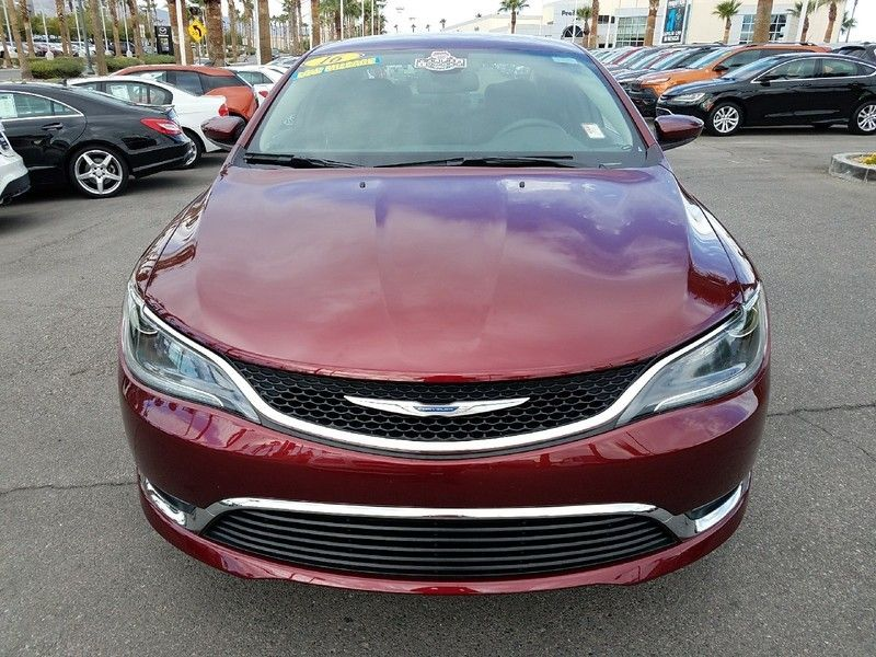 2016 Chrysler 200 LIMITED - 16988082 - 1