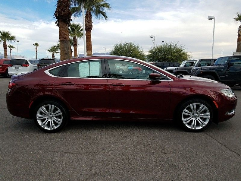 2016 Chrysler 200 LIMITED - 16988082 - 3