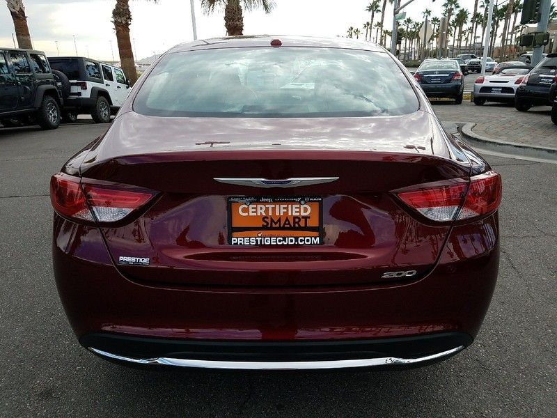 2016 Chrysler 200 LIMITED - 16988082 - 5
