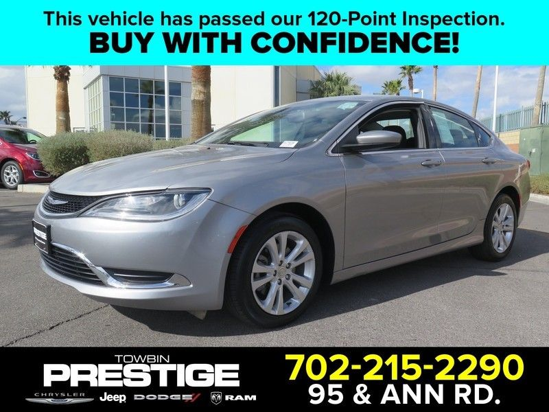 2016 Chrysler 200 LIMITED - 17396059 - 0