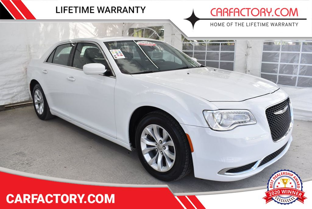 2016 Chrysler 300  - 18592383