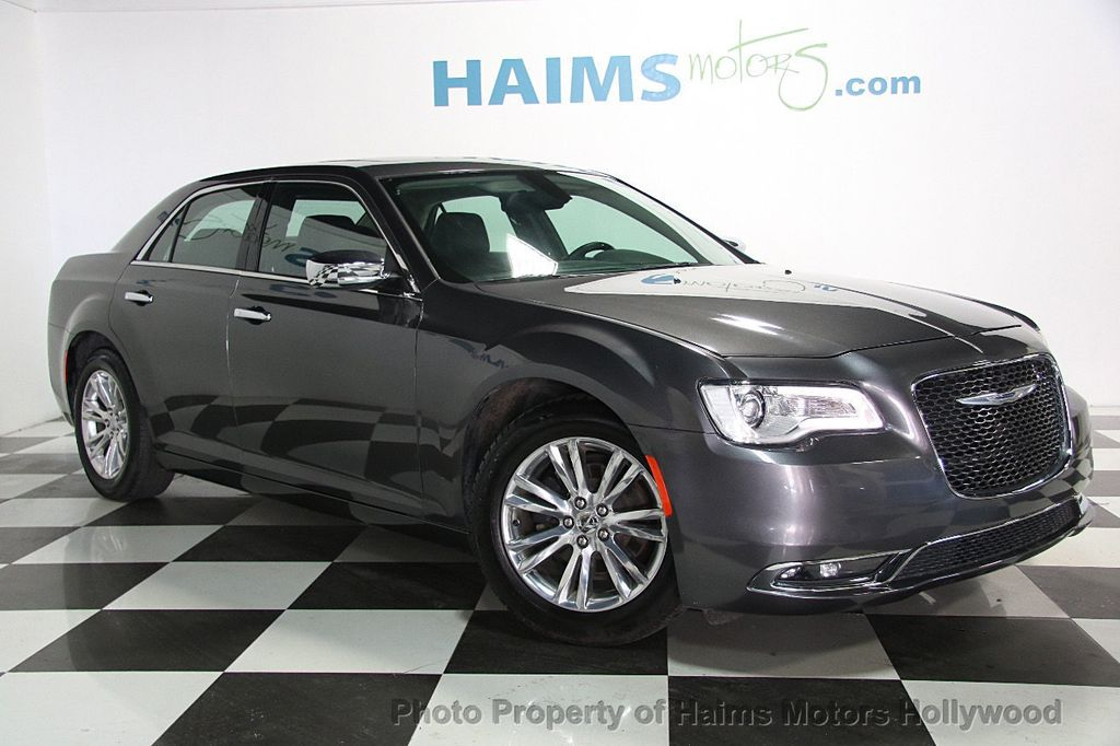 2016 Used Chrysler 300 300c At Haims Motors Serving Fort