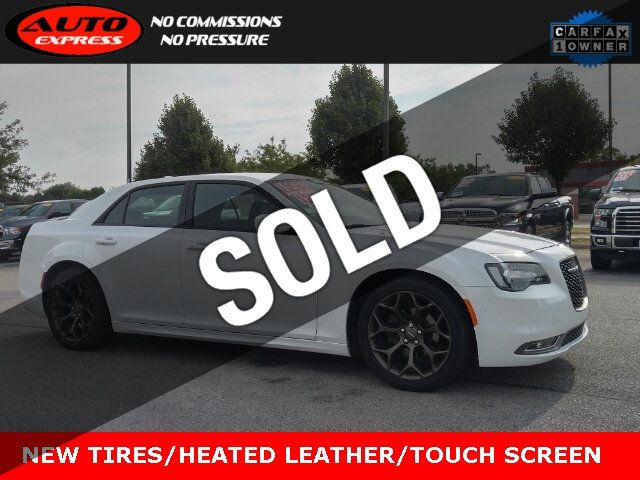 Used Chrysler 300 >> 2016 Used Chrysler 300 300s Rwd 20 Bronze Premium Alloys Heated Leather Touch Screen At Auto Express Lafayette In Iid 19157599