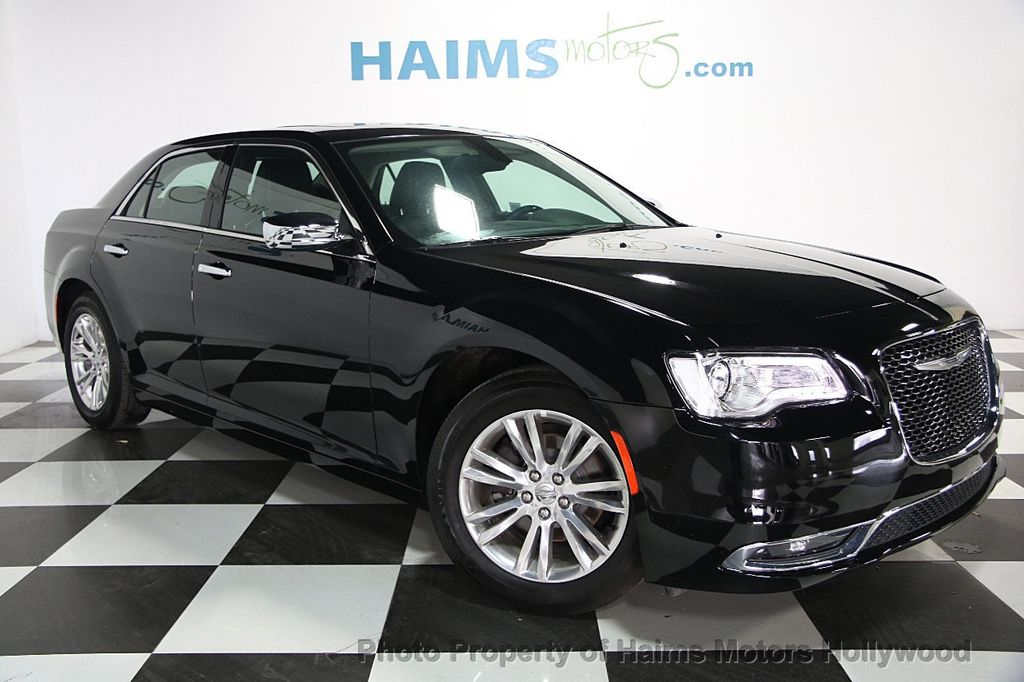 2016 Chrysler 300 4dr Sedan 300C RWD - 16347503 - 2