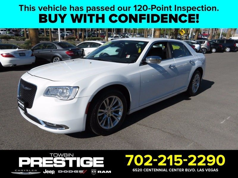 2016 Chrysler 300 4dr Sedan 300C RWD - 16862620 - 0