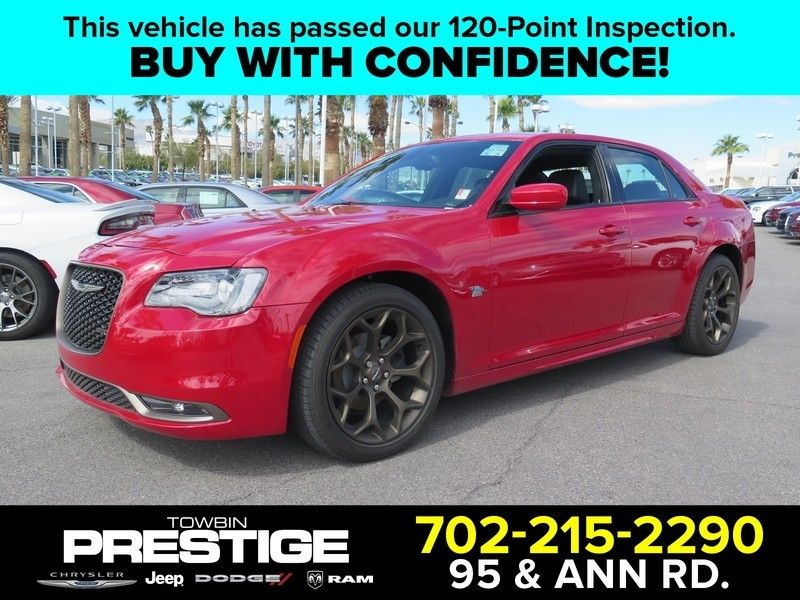 2016 Chrysler 300 S - 17263192 - 0