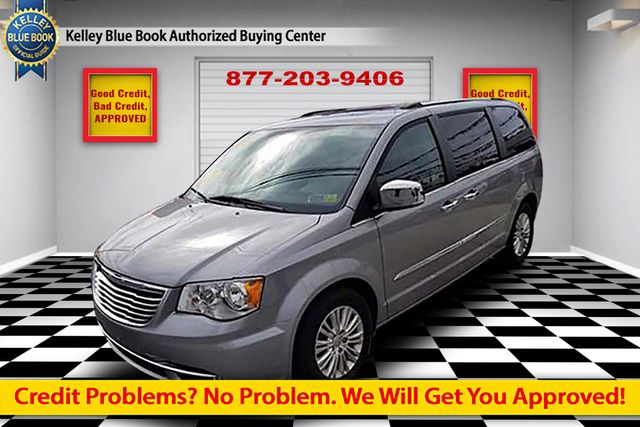 2016 Chrysler Town & Country 4dr Wagon Limited - 18135090 - 0