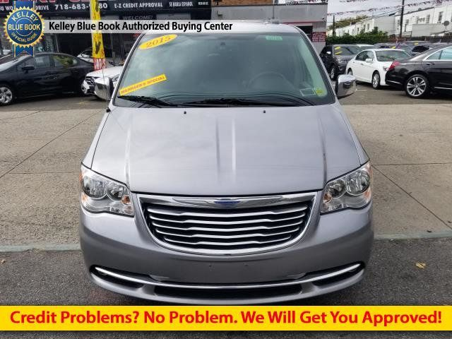 2016 Chrysler Town & Country 4dr Wagon Limited - 18135090 - 2