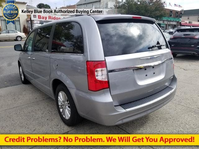 2016 Chrysler Town & Country 4dr Wagon Limited - 18135090 - 3