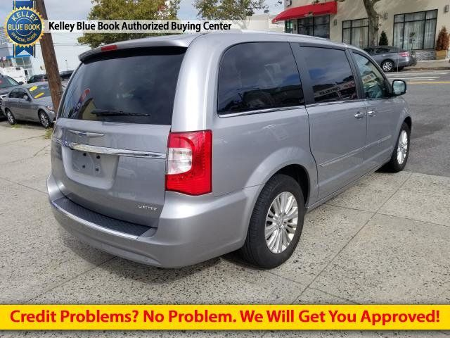 2016 Chrysler Town & Country 4dr Wagon Limited - 18135090 - 4