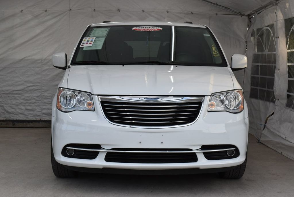 2016 Chrysler Town & Country 4dr Wagon Touring - 18663343 - 2