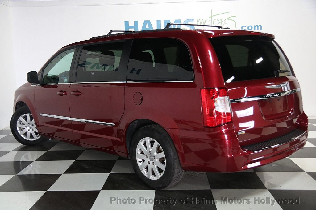 2016 Chrysler Town & Country 4dr Wagon Touring - 16759958 - 4