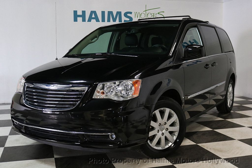 2016 Chrysler Town & Country 4dr Wagon Touring - 17692493 - 1
