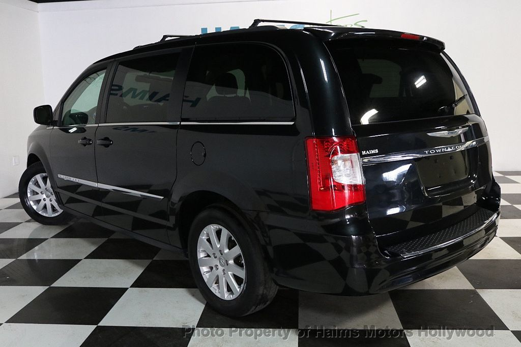 2016 Chrysler Town & Country 4dr Wagon Touring - 17692493 - 4