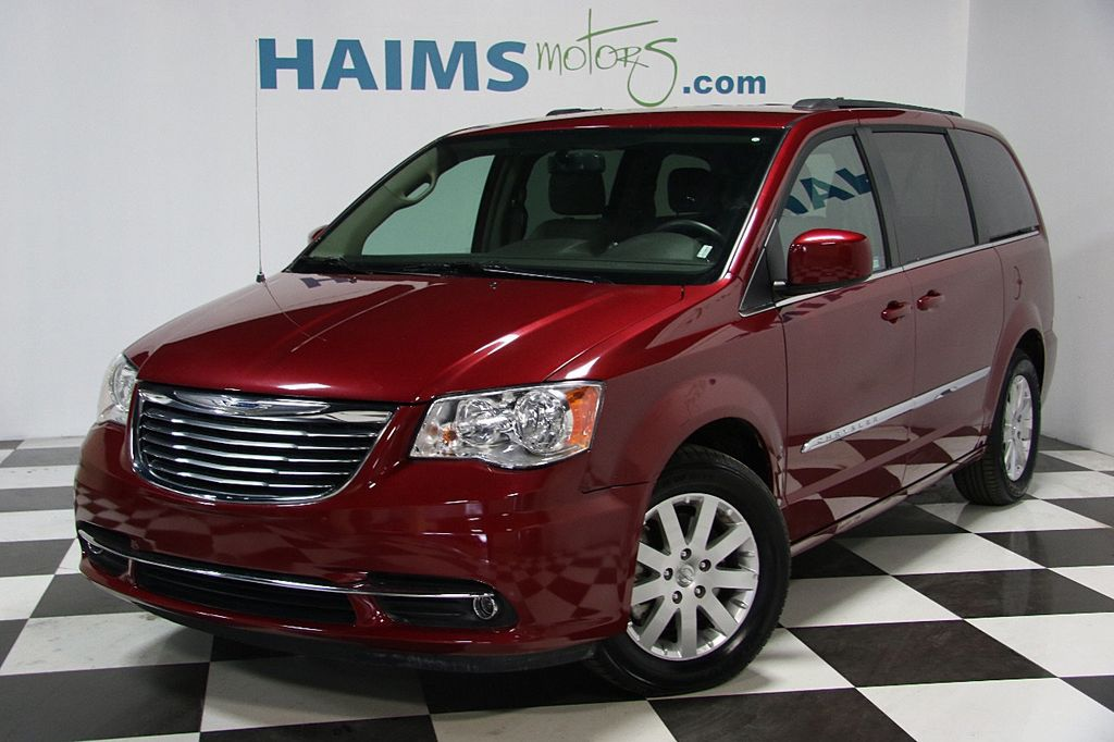 2016 Chrysler Town & Country 4dr Wagon Touring - 16303201 - 0