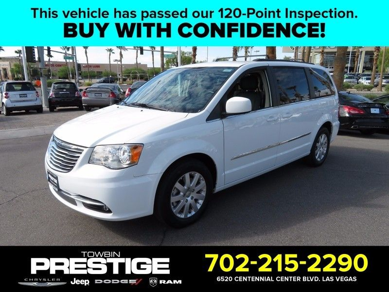 2016 Chrysler Town & Country 4dr Wagon Touring - 16764209 - 0