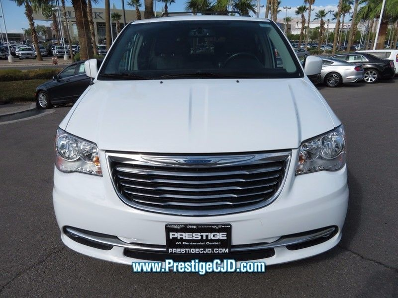 2016 Chrysler Town & Country 4dr Wagon Touring - 16764209 - 1