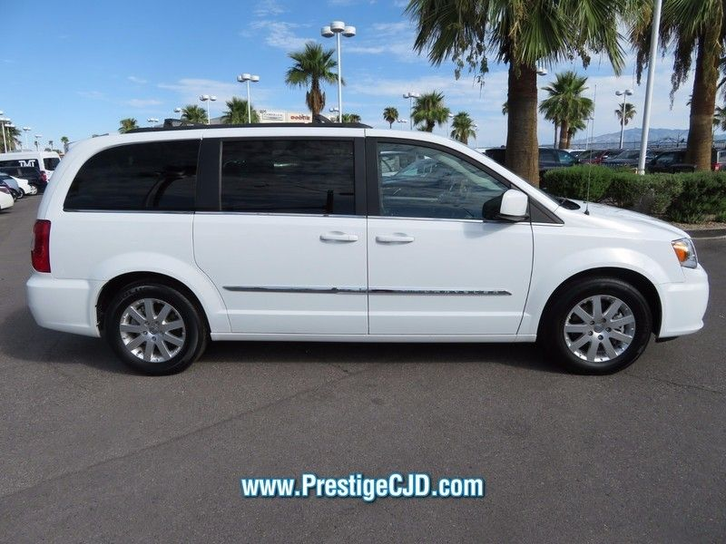 2016 Chrysler Town & Country 4dr Wagon Touring - 16764209 - 3