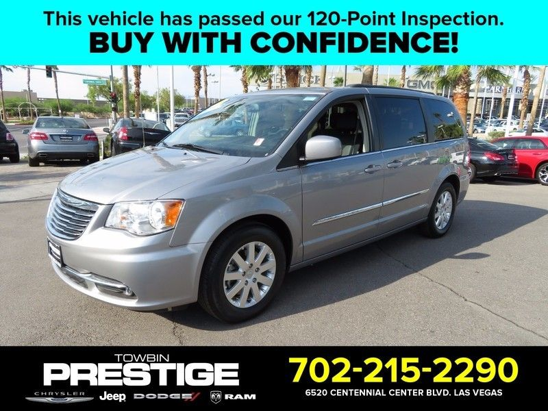 2016 Chrysler Town & Country 4dr Wagon Touring - 16772226 - 0