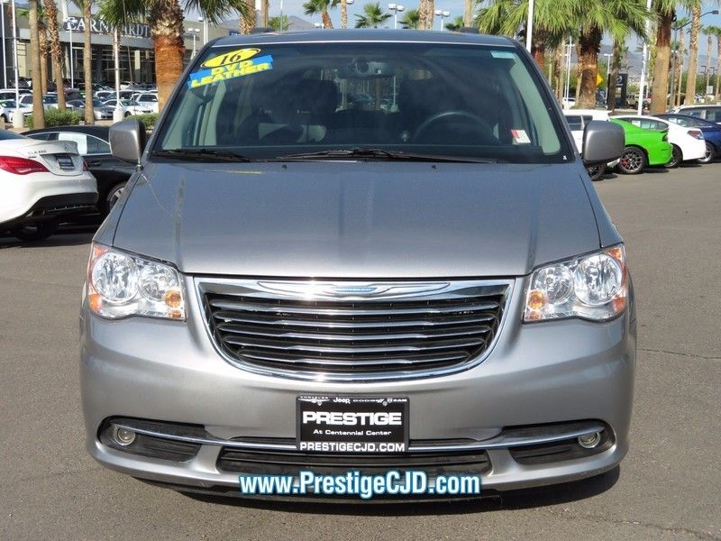 2016 Chrysler Town & Country 4dr Wagon Touring - 16772226 - 1