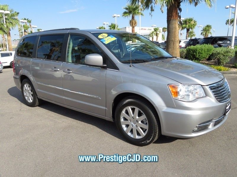 2016 Chrysler Town & Country 4dr Wagon Touring - 16772226 - 2