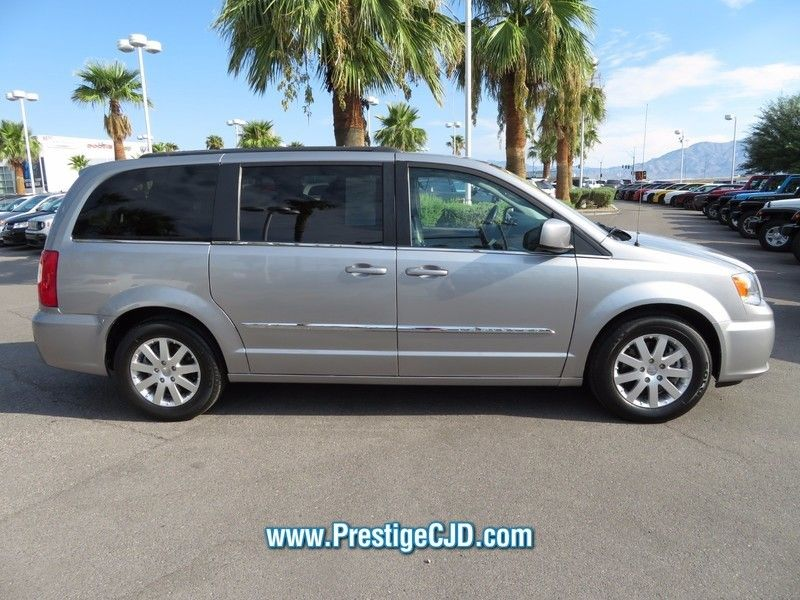 2016 Chrysler Town & Country 4dr Wagon Touring - 16772226 - 3