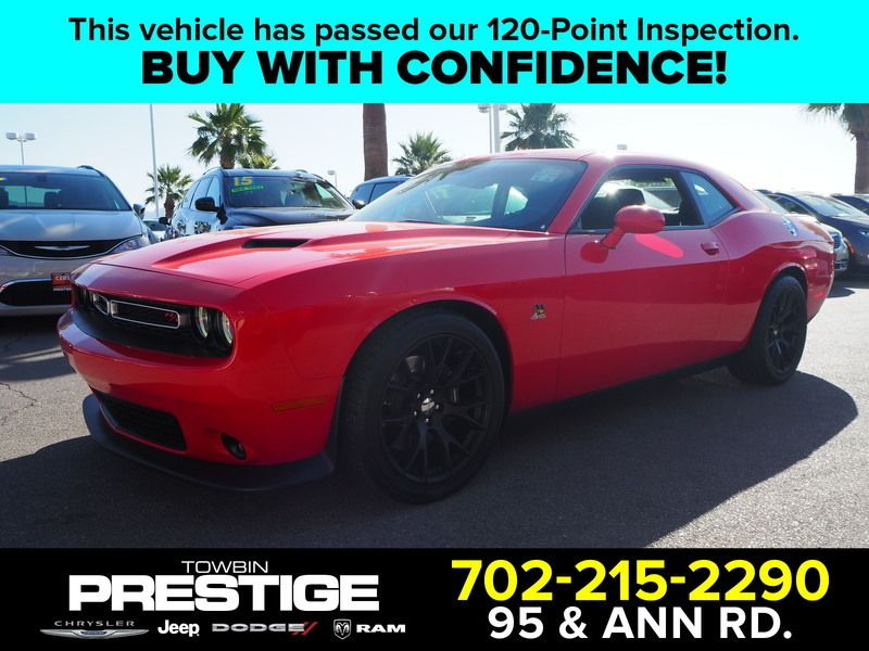 2016 Dodge Challenger 2dr Coupe R/T Scat Pack - 17677125 - 0