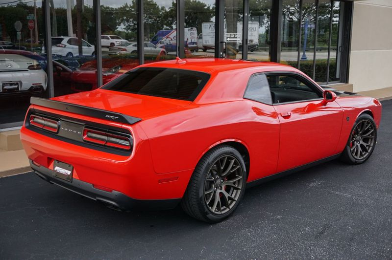 2016 Dodge Challenger 2dr Coupe SRT Hellcat - Click to see full-size photo viewer