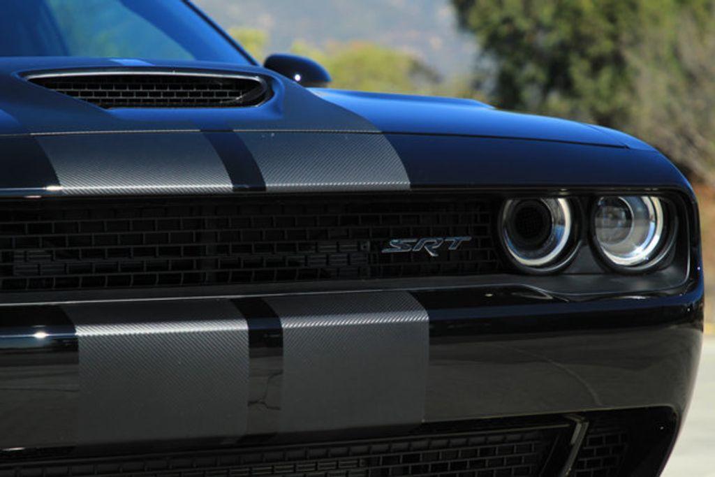 2016 Dodge Challenger 2dr Coupe Srt Hellcat 18247799 4