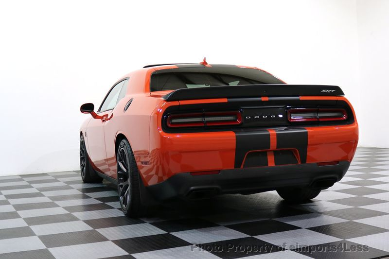 2016 Dodge Challenger CERTIFIED CHALLENGER SRT HELLCAT 6 SPEED - 17031804 - 15