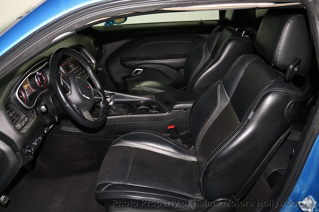 2016 Dodge Challenger Plus - 18538527 - 12