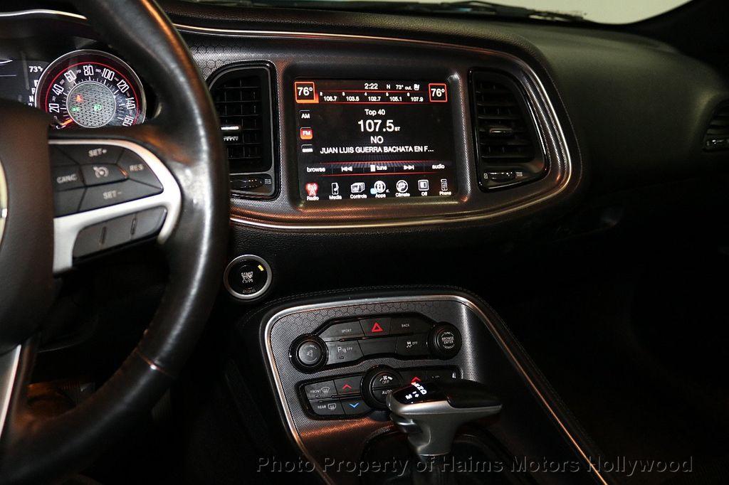 2016 Dodge Challenger Plus - 18538527 - 15