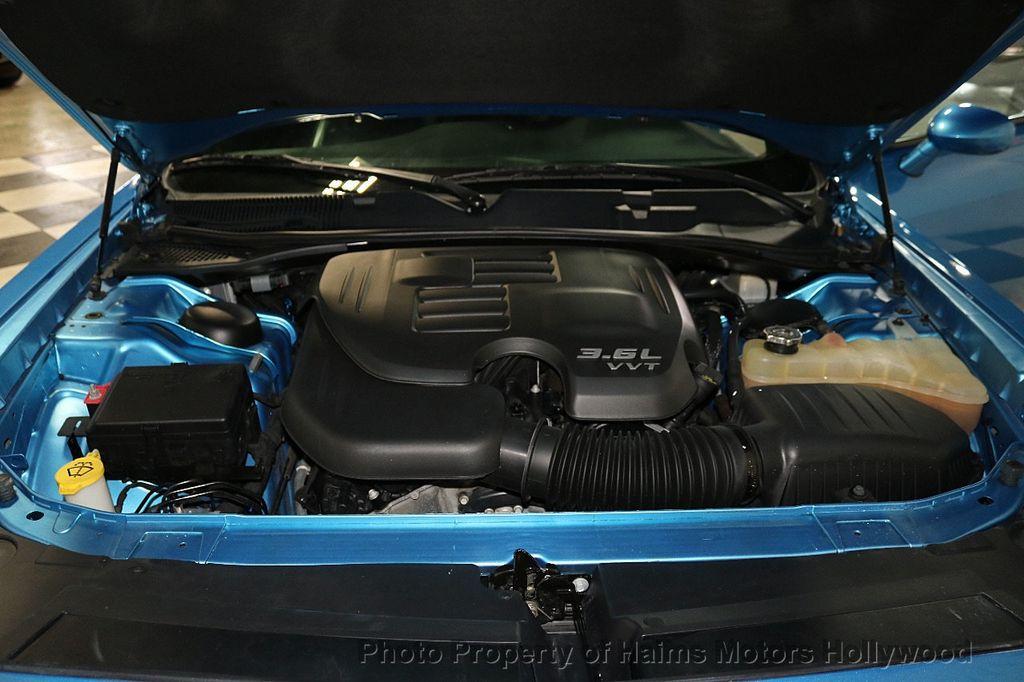 2016 Dodge Challenger Plus - 18538527 - 29