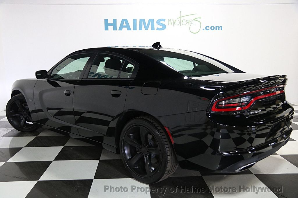 2016 Used Dodge Charger 4dr Sedan R T RWD at Haims Motors Serving